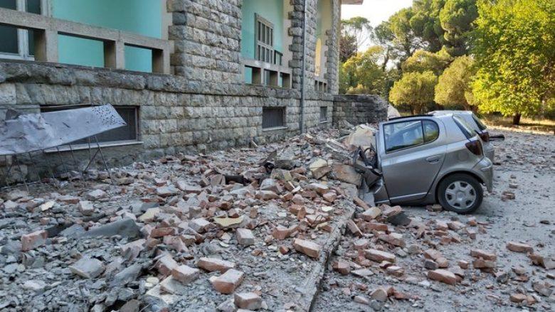Ndahen një milion dollarë për të prekurit nga tërmeti