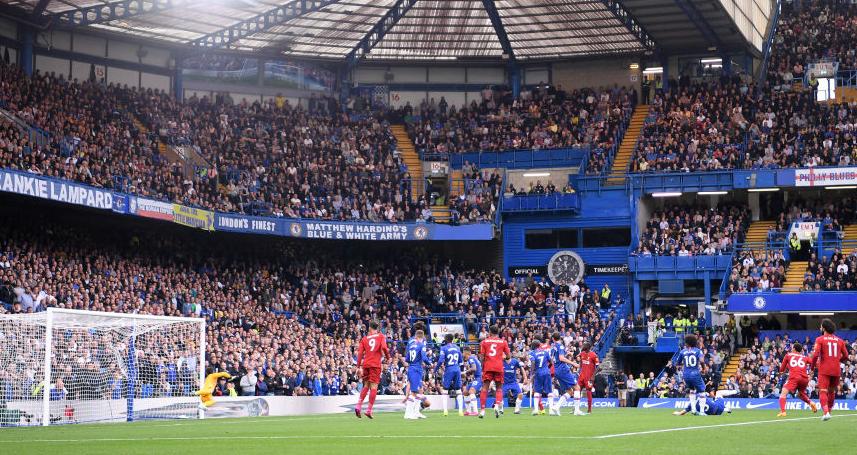 Liverpool fiton derbin ndaj Chelseas