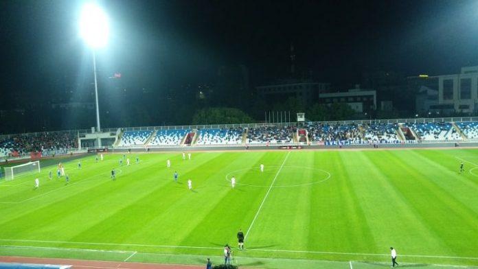 Prishtina   Gjilani  rezultati i pjesës së parë