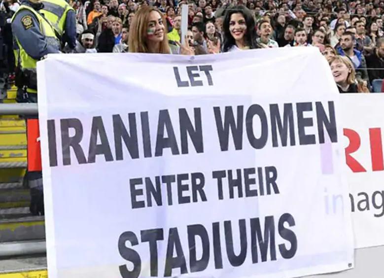 FIFA  Irani do të lejojë gratë të marrin pjesë në ngjarje sportive