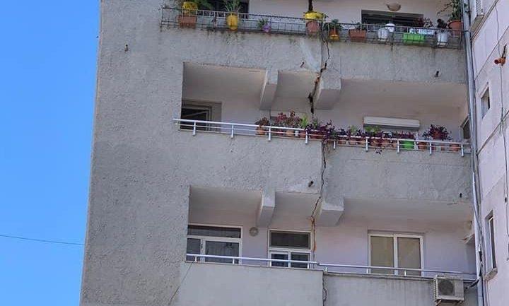 Numër i madh i ndërtimeve që u dëmtuan nga tërmeti  publikohen shifrat zyrtare