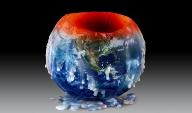 Toka në rrezik  5 vitet e fundit   më të ngrohtat në histori