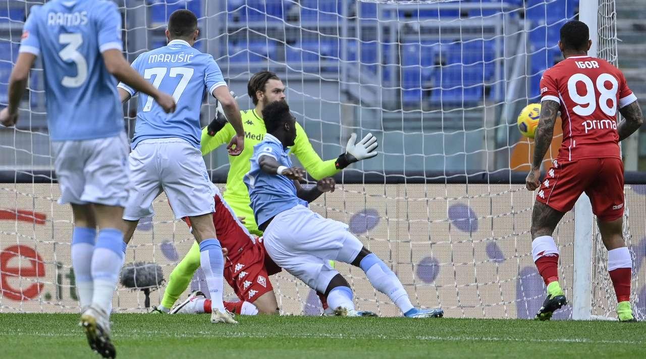 Pak minuta për Muriqin, Lazio fiton ndaj Fiorentinas
