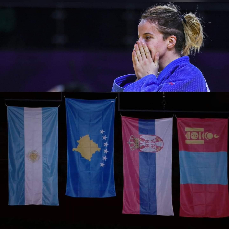Krasniqi thotë se e ka qëllim të ngritë flamurin në vendet që nuk e kanë pranuar Kosovën si shtet