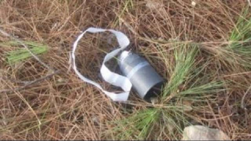 Gjendet një granatë dore në Zhur të Prizrenit
