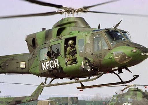 KFOR-i nesër zhvillon stërvitje me helikopterë në gjithë territorin e Kosovës
